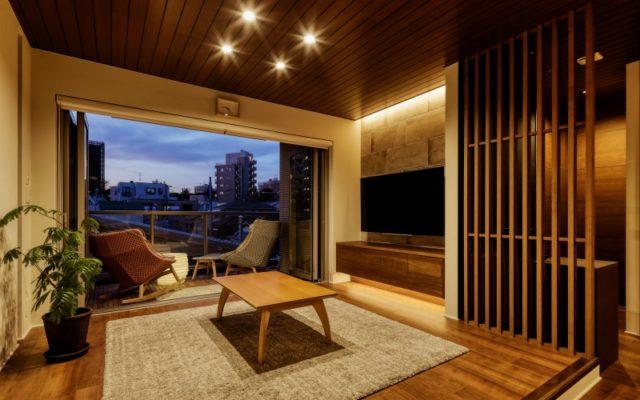 東京都北区Y邸
